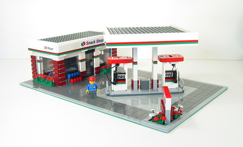 danthaman11's Octan Gas Station