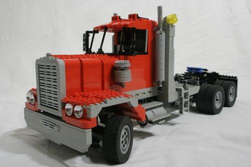 Mack Titan Truck