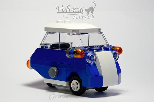 Lego Micro Car