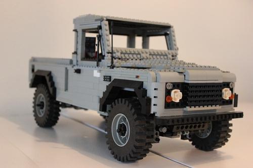 Land Rover – THE LEGO CAR BLOG