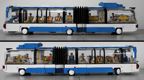 lego technic bus the lego car blog. Black Bedroom Furniture Sets. Home Design Ideas