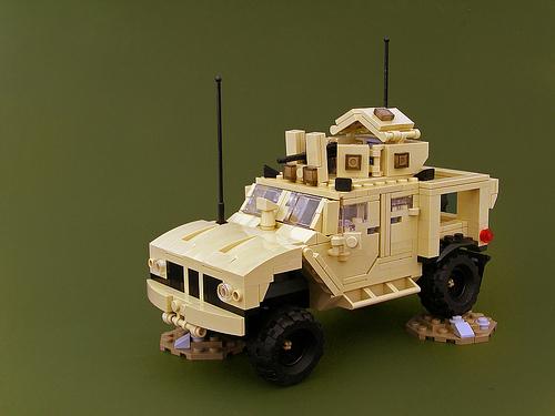 Oshkosh Lego