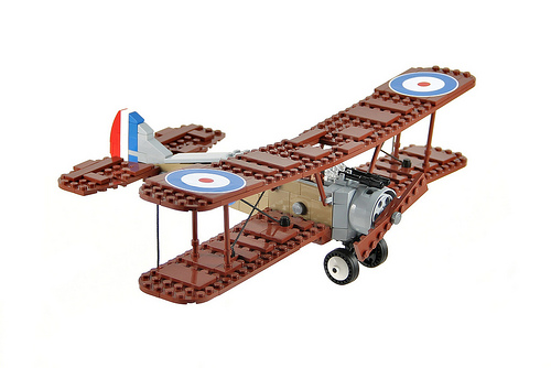 lego bomber plane instructions