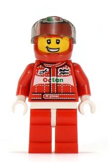 Lego Racing Driver