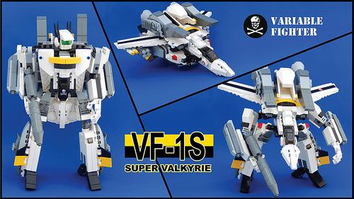 Lego Mech Starfighter