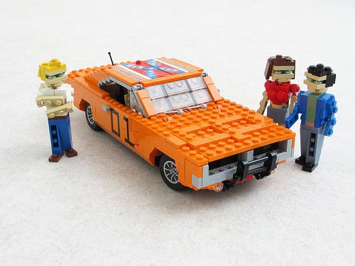 Duke Of Hazzard Car Crashes