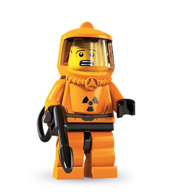 Lego Hazmat