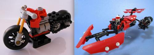 Lego Red Bricks