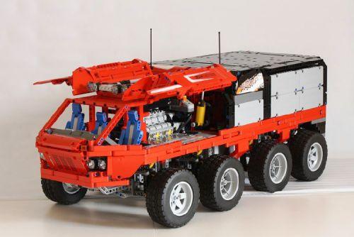 Lego 8x8