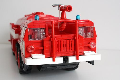 MAZ Firetruck