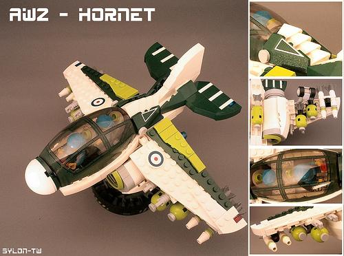 Lego Hornet Fighter