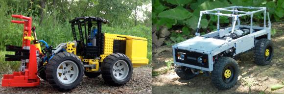 Lego Technic Power Functions