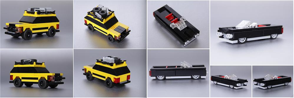Range Rover | THE LEGO CAR BLOG