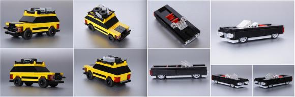 Lego Tiny Turbos