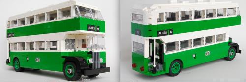 AEC Regent Bus