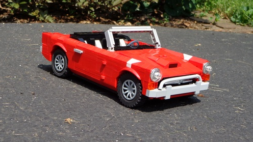 Lego Sunbeam Tiger