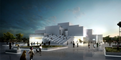The Lego House Billund