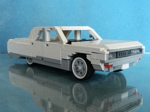 Lego Chrysler New Yorker
