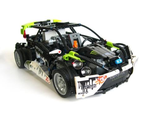 Lego Technic Ford Fiesta WRC
