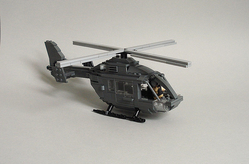 EC-635 Helicopter