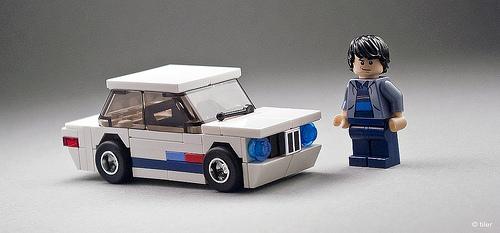 Lego BMW 2002 Turbo