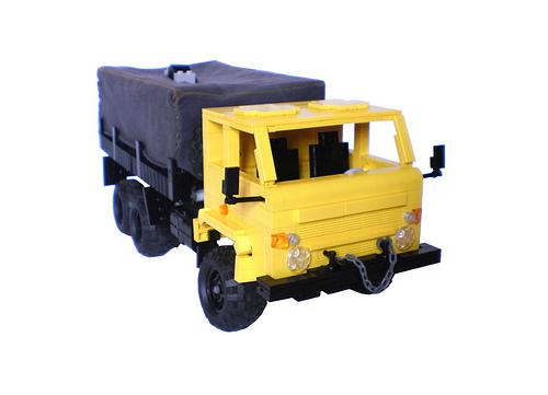 star lego truck bright remote control thelegocarblog