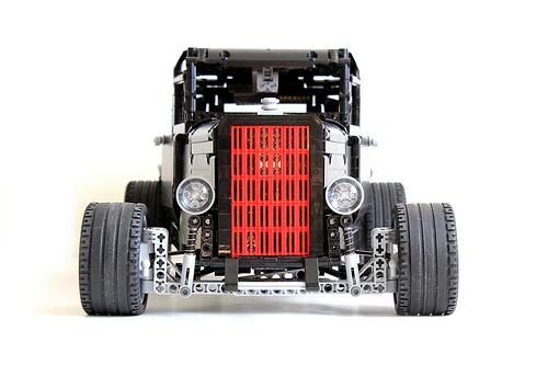 The Tudors The Lego Car Blog