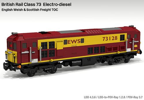 Class 73 500w