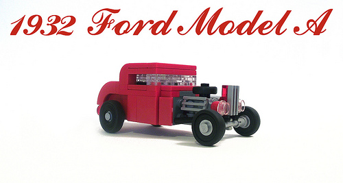 Ford A 500w