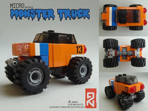 Legolize 500w