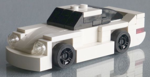 Lego Porsche 959