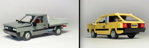 Lego FSO Polozez