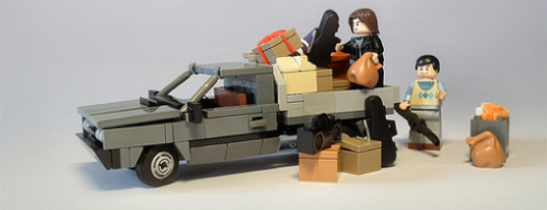 Lego FSO Pick-up