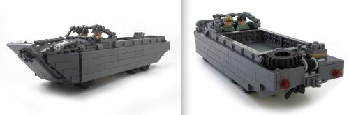 Lego DUKW