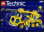Lego Technic 8460 Review
