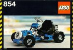 Lego technic 854 Review