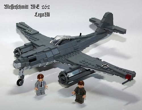 Lego Messerschmitt ME 262