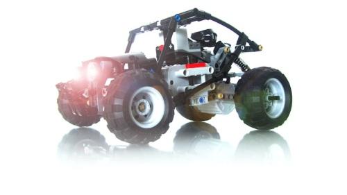 Lego Technic Power Functions Buggy