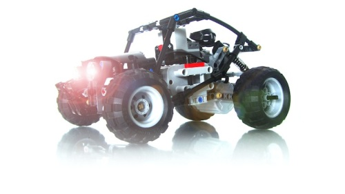 Lego Technic Power Functions Buggy