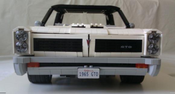 Lego Pontiac GTO