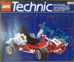 Lego Technic 8842 Review