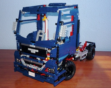 Lego 41999 Alternative B Model