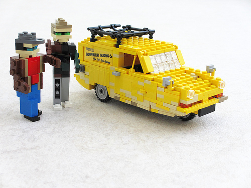 Lego Only Fools and Horses