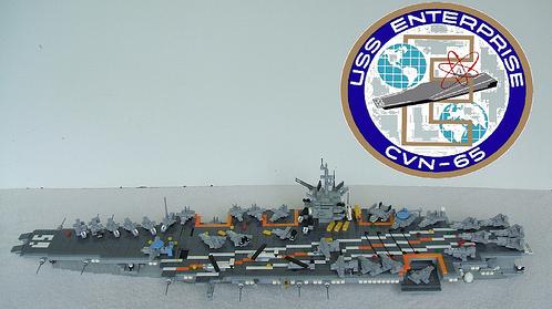 Lego USS Enterprise