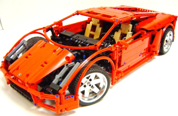Crowkillers Instructions Free The Lego Car Blog