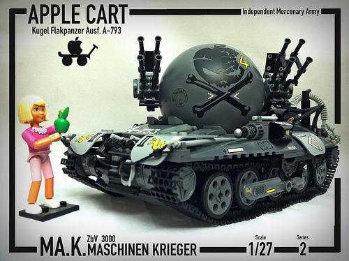 Lego MA.K