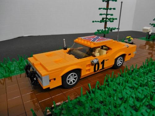Lego General Lee