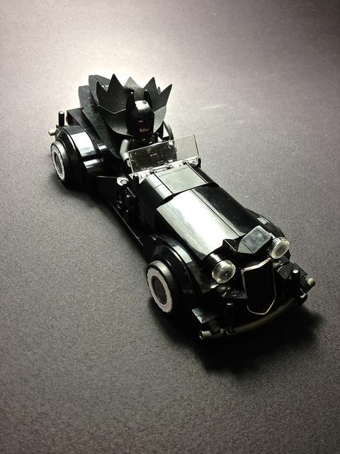 DK Batmobile