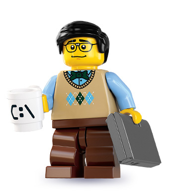Lego Teacher