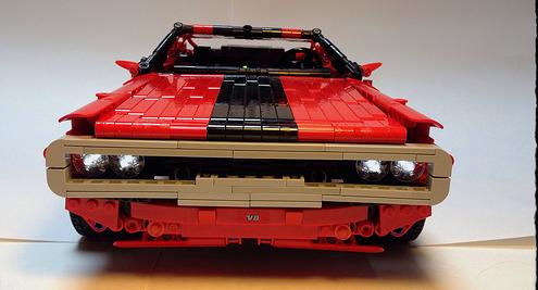 Lego Dodge Challanger